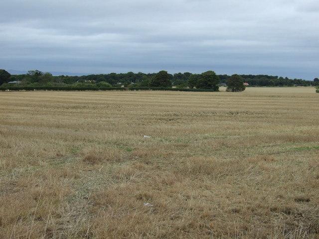 Farmland near Longniddry
