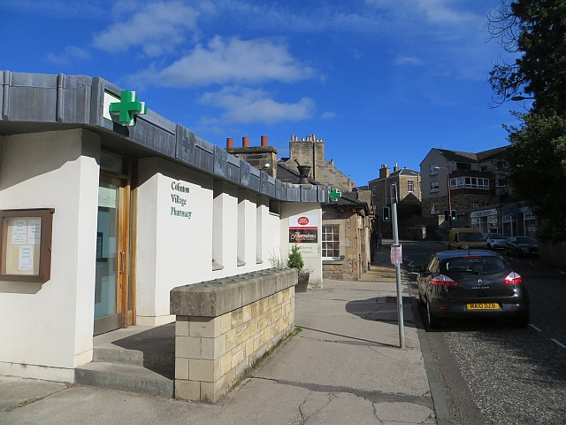 Post Office and pharmacy, Colinton