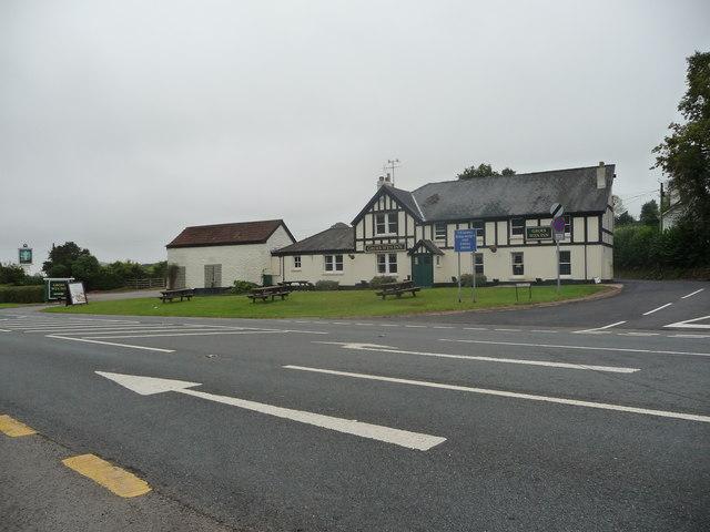 The Groes Wen Inn, Penhow