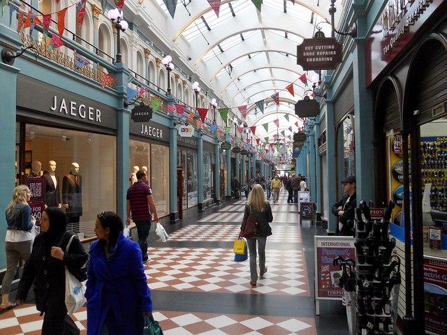 Birmingham-Great Western Arcade