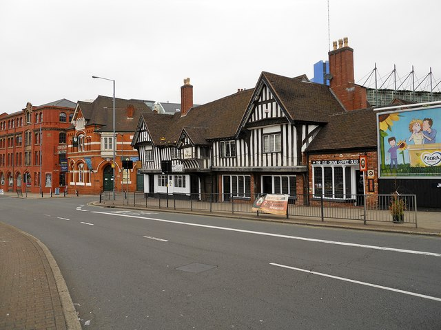 Digbeth-The Old Crown