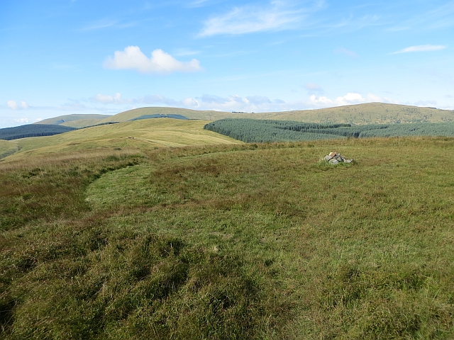 Summit, Seamab Hill