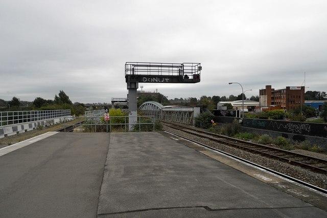Bordesley Station