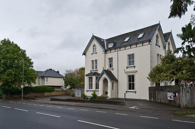 Shrewsbury Lodge School