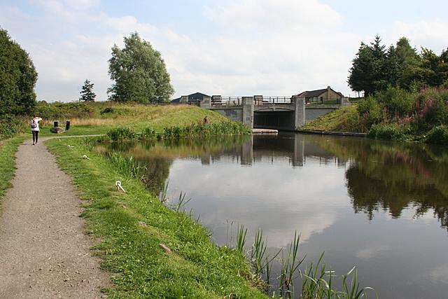 Bridge 52a at Almondhall Farm