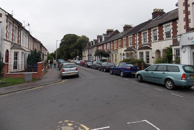 Nelson Road, Salisbury