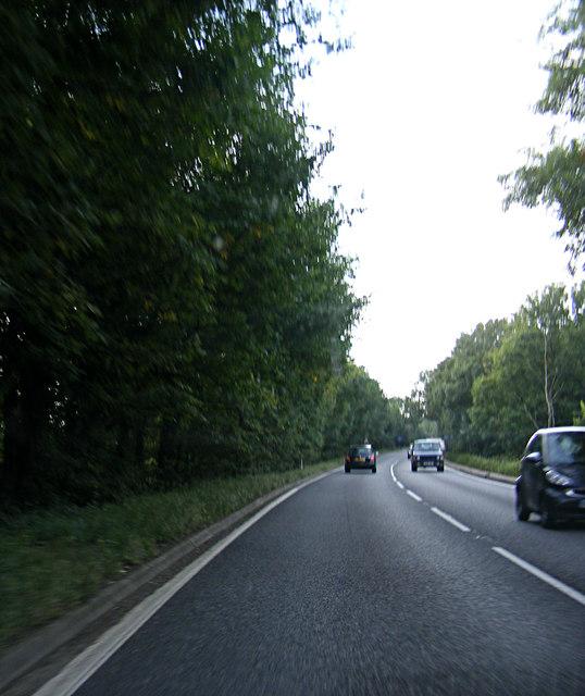 A428 Cambridge Road