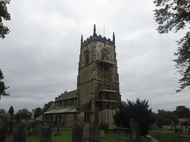 Badsworth Church