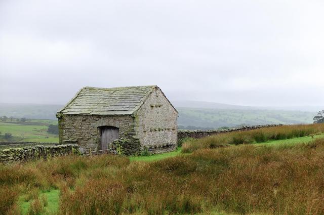 Field Barn near Moor Cock