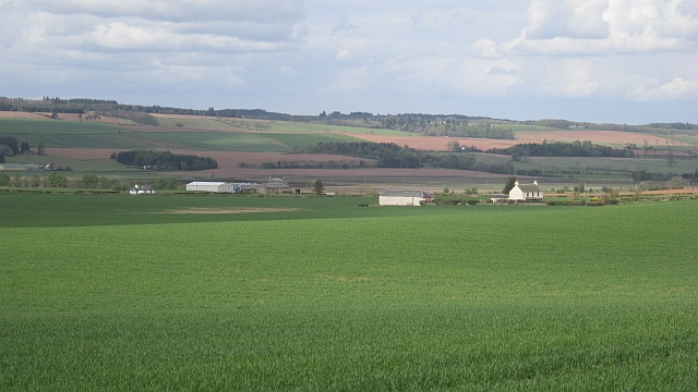 Arable land near Madderty