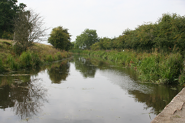 Canal West of Battock