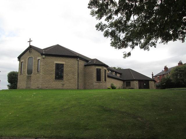 Sacred Heart Catholic Church, Hemsworth