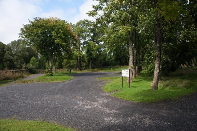 School Lane Car Park Stocks Reservoir