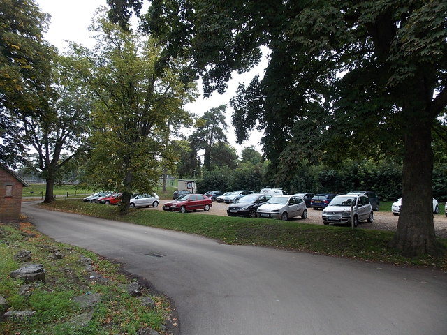 Car park in Victoria Park Salisbury