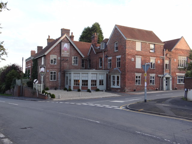 The Lyttelton Arms