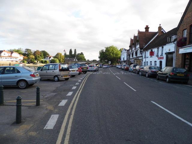 Thameside, Henley