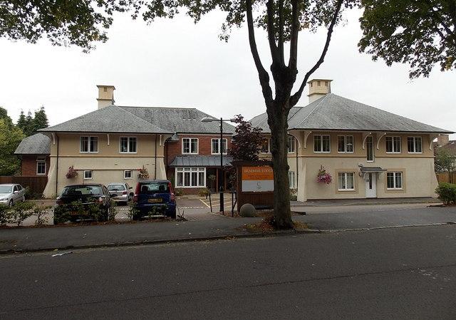 Braemar Lodge Salisbury