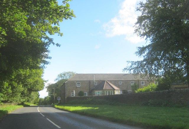 Farmhouse at Headley Hill Farm