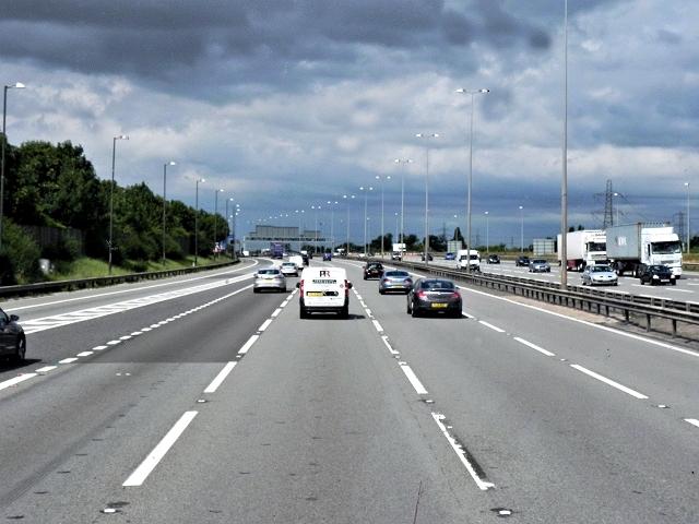 M6 Toll/M42 Northbound