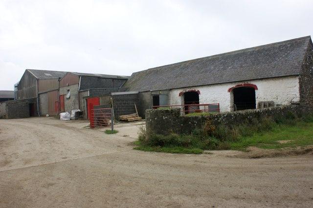 Farmyard, Lochmeyler Farm