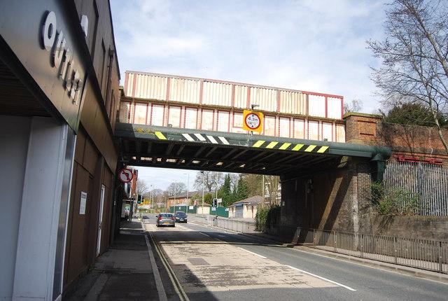 Railway Bridge over the A323
