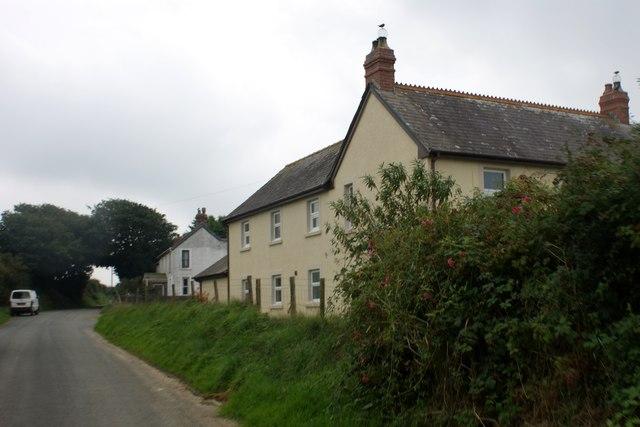 Houses at Lower Vanley