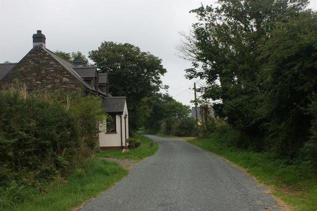 Cottages at Penyfeidr