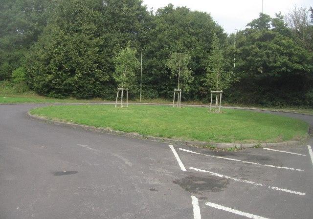 End of Cranbourne Lane