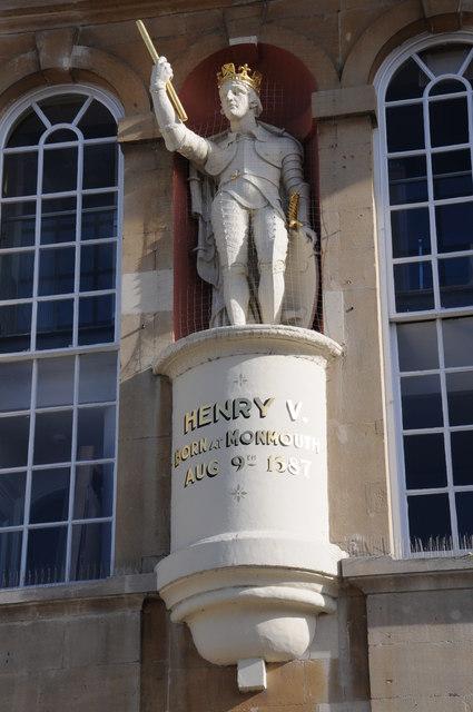Statue of Henry V