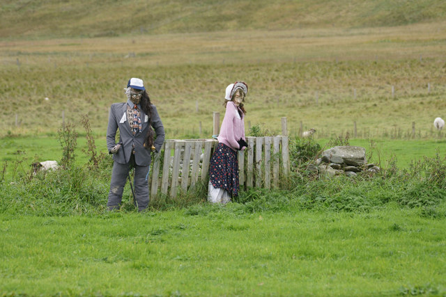 Scarecrows, Norwick