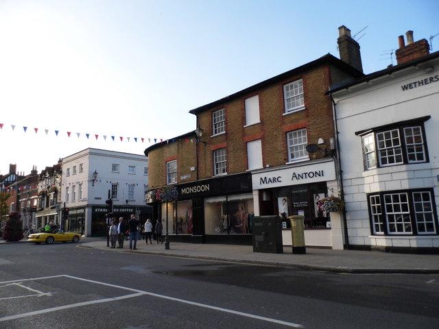 Hart Street, Henley on Thames