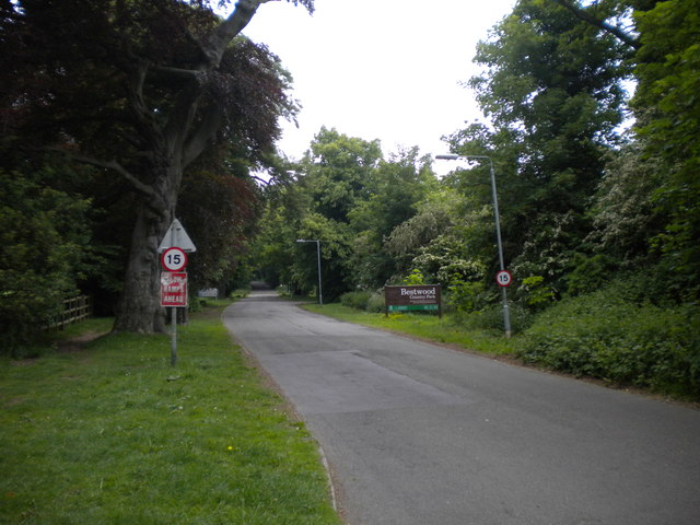Bestwood Lodge Drive, Bestwood Country Park