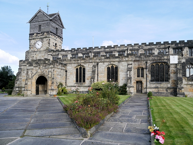 Parish Church of St Leonard, Middleton