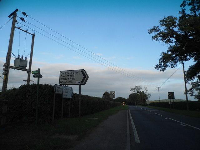 White Hill, Remenham Hill