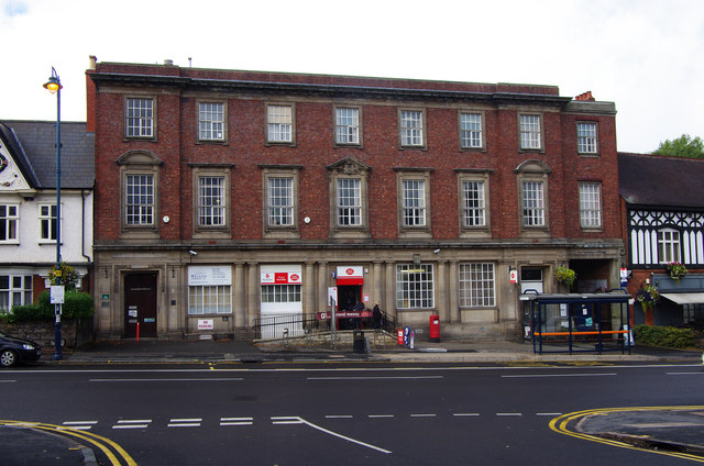 Moseley Post Office