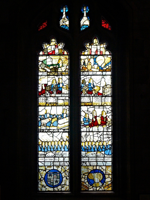 The Flodden Window