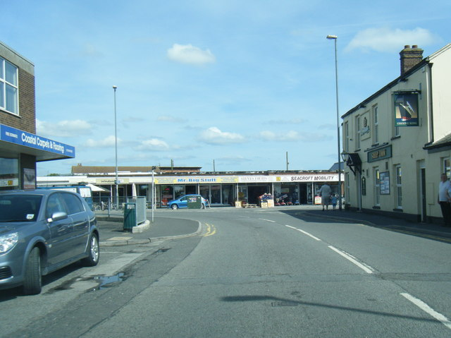 A52 Skegness Road, Ingoldmells