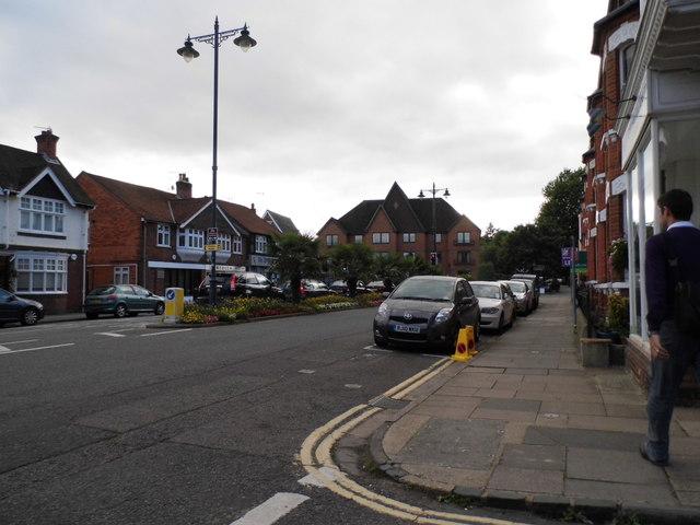 Station Road, Henley on Thames