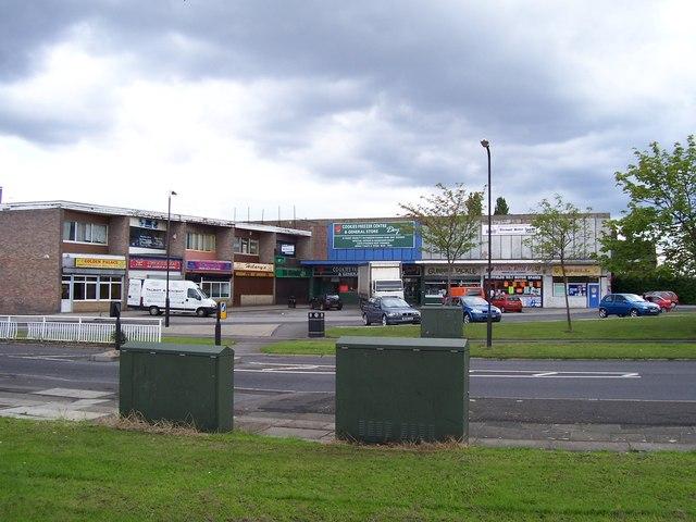 Buchanan Road shops