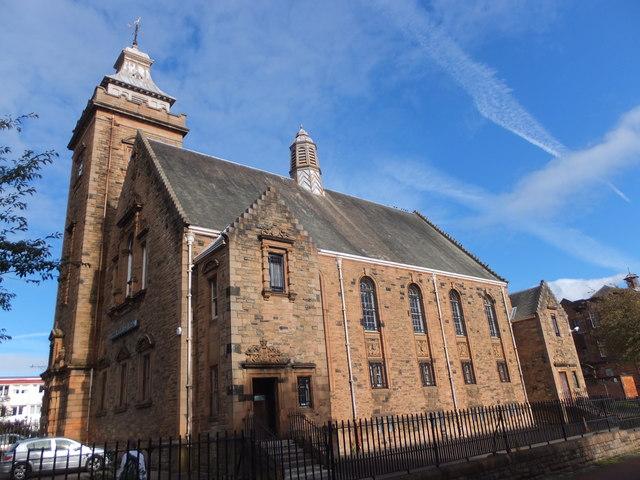 Burgh Hall, Pollokshaws