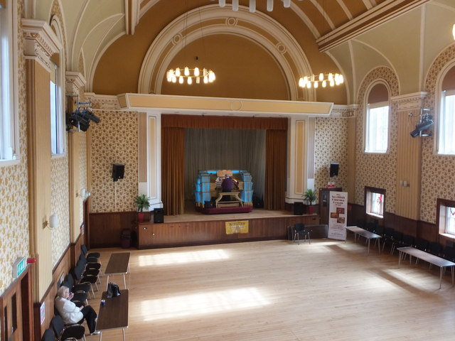 Wurlitzer Organ recital, Pollokshaws Hall