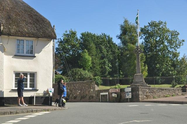 Silverton : Village Centre