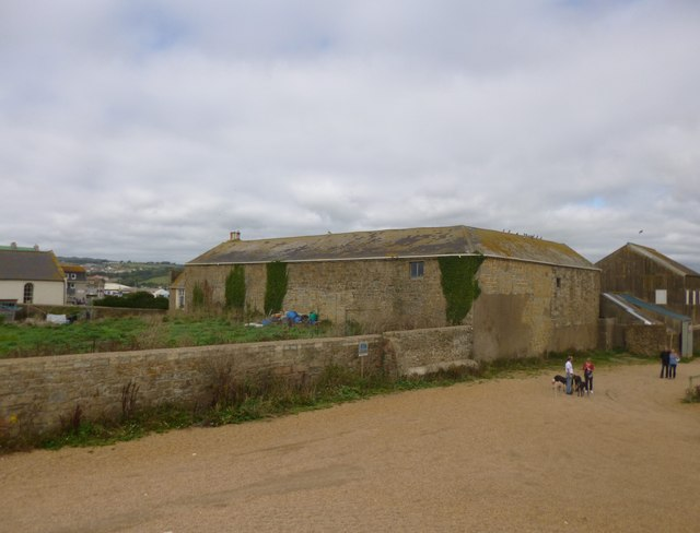 West Bay, Norman's warehouse