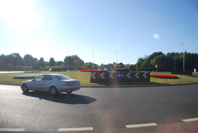 Roundabout, Gatwick North Terminal