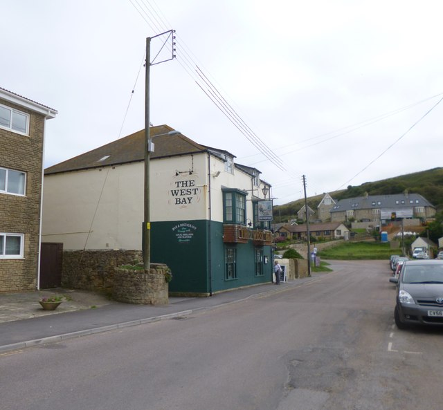 West Bay, The West Bay