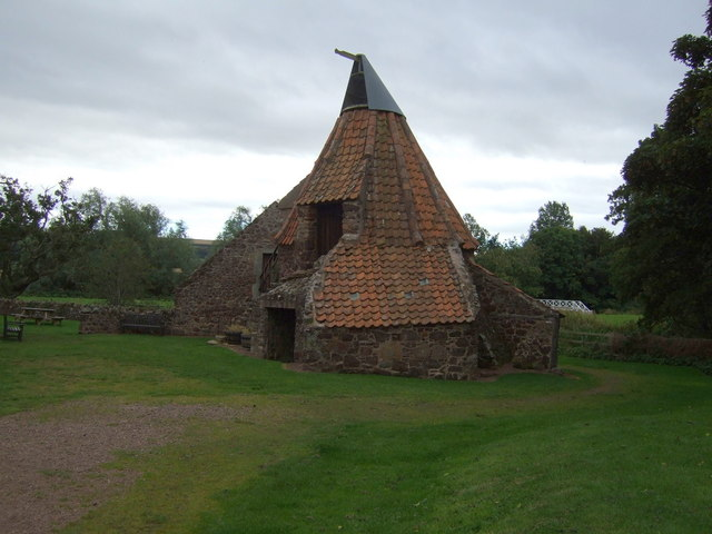 Preston Mill kiln