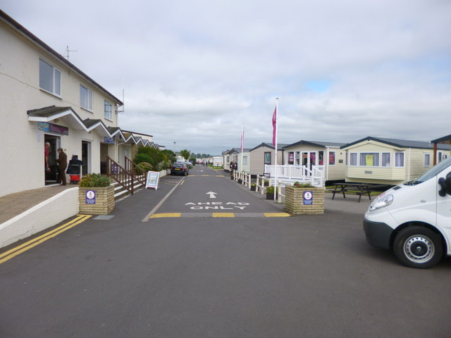 West Bay Holiday Park