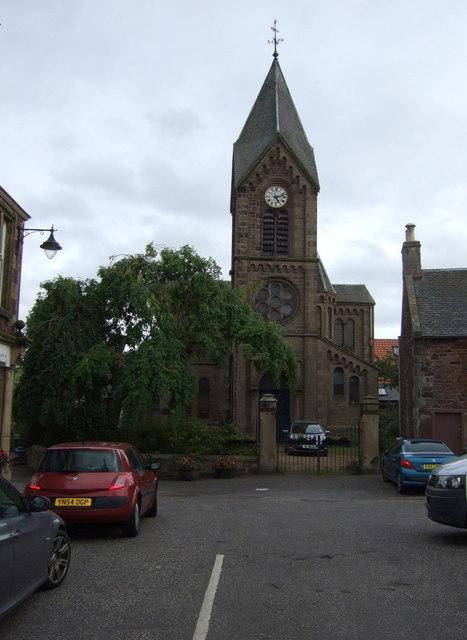 St Andrew's Kirk. East Linton