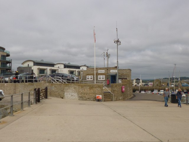 West Bay, Harbour Master's Office