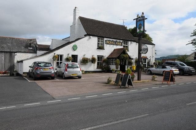 Royal Oak, Monmouth